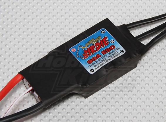 バーディー80AブラシレスESC(オプト)