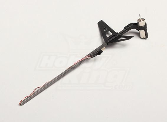 交換用テールセット(ブラック) -  270ソロプロ