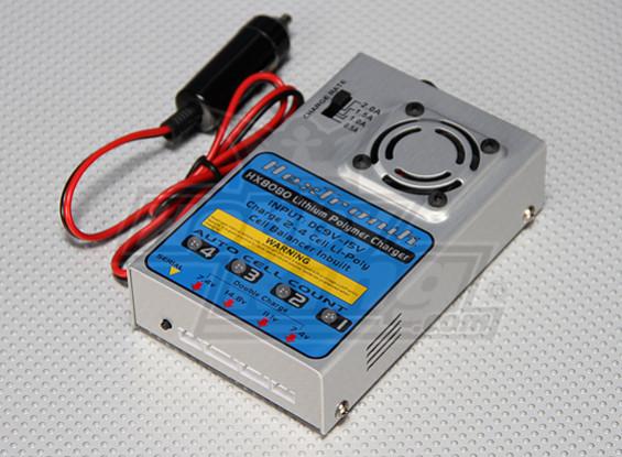 可能HexTronikバランサ/充電器デュアル充電
