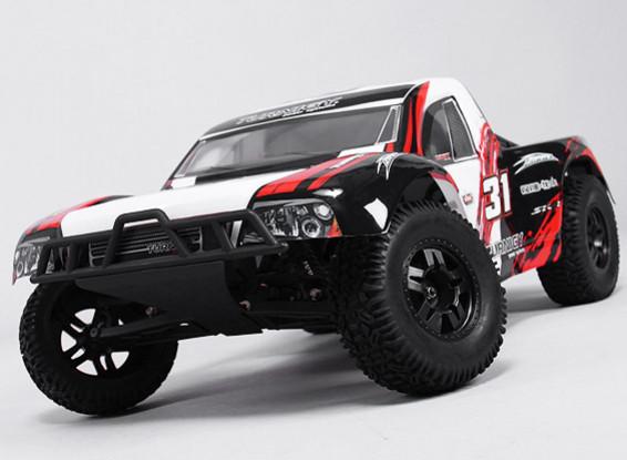 Turnigy SCT 2WD 1/10ブラシレスショートコーストラック(ARR)