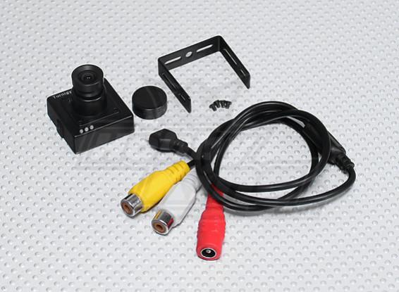 TurnigyマイクロFPVカメラ600TVL(NTSC)