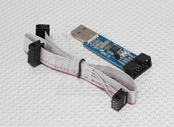 ATMEL proccessorsためUSBasp AVRのプログラミング装置