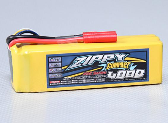 ジッピーコンパクト4000mAh 5S 25Cリポパック
