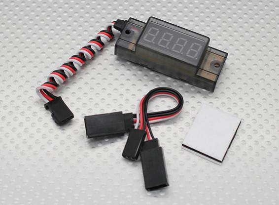 点火用のミニタコメーター(30000 RPM最大)