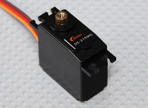 コロナDS-319MGデジタルメタルギアサーボ4キロ/ 0.06sec / 34グラム