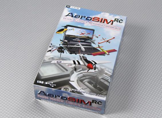 AeroSIM RC多機能フライトシミュレータシステム