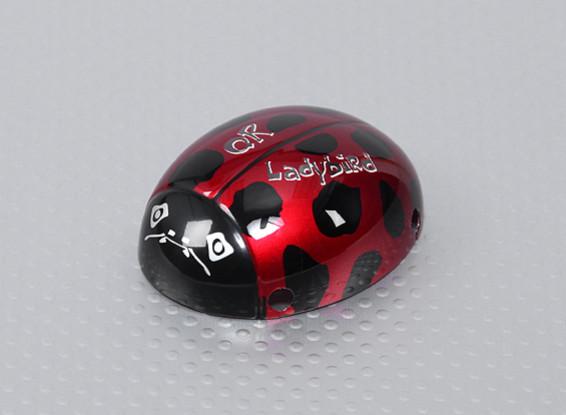 キャノピー(赤) -  QRテントウムシマイクロクワッド