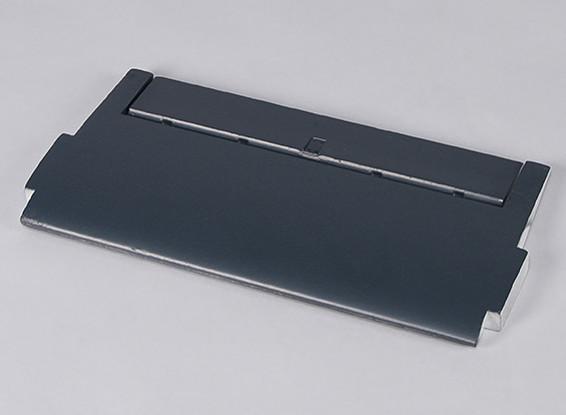 Durafly™千ミリメートル海ビクセン - 交換水平安定板