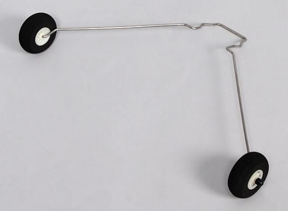 Durafly™自動-Gジャイロコプター821ミリメートル - 交換用ランディングギア