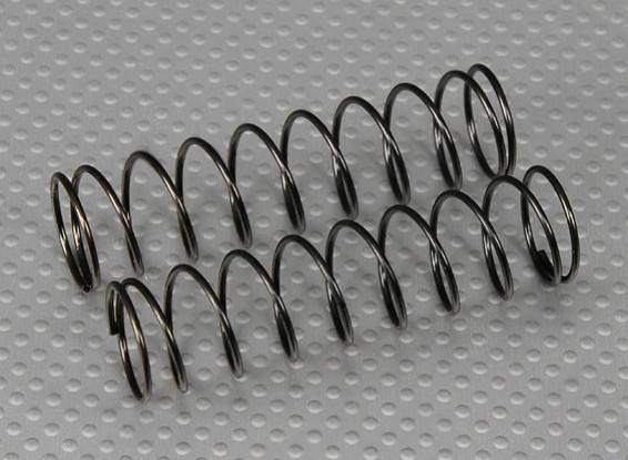 リアショックスプリング1/10 Turnigyスタジアムキング2WDトラギー(2個/袋)