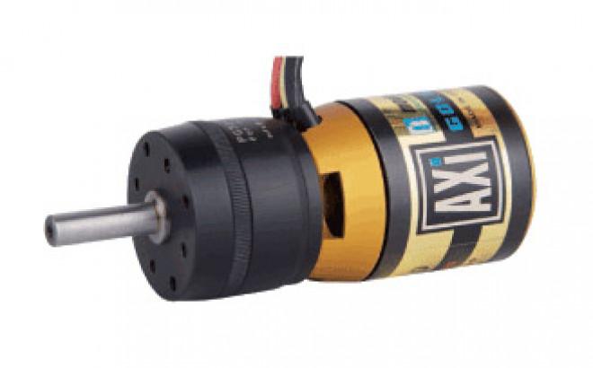 AXI 8分の2820-PG4 / 33 GOLDのLINEブラシレスモーター