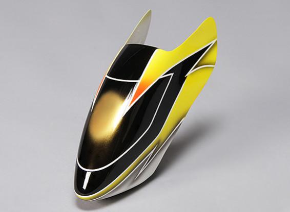 トレックス/ HK 450 PROのTurnigyハイエンドグラスファイバーキャノピー