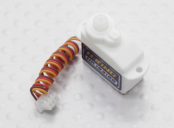 HobbyKing™HK15318B低電圧マイクロサーボ0.11キロ/ 0.08sec / 2.2グラム