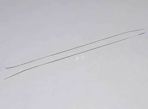 ラ・ベルルダムの1180ミリメートル - 制御棒(2個)