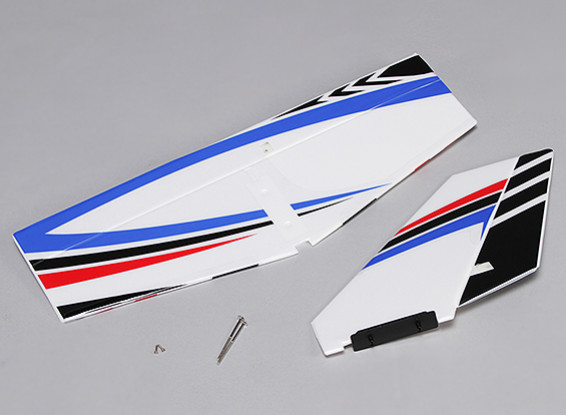 HobbyKingクラブトレーナー1265ミリメートル - 交換用テールセット