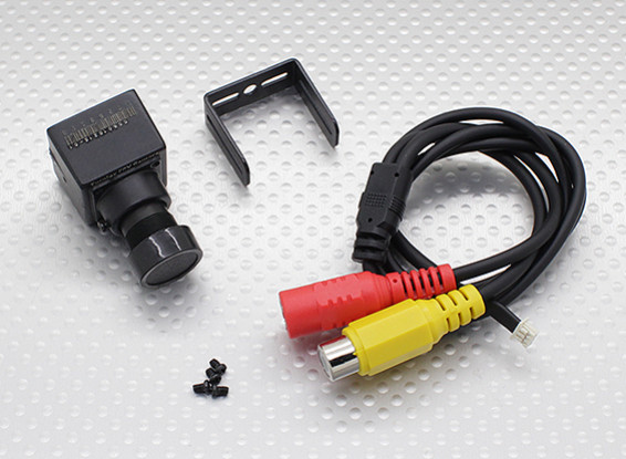 TurnigyマイクロFPVカメラ420TVL(NTSC)1/3ソニーCCD