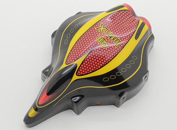 QRインフラXマイクロクワッドローター -  / O赤外線ワットキャノピー
