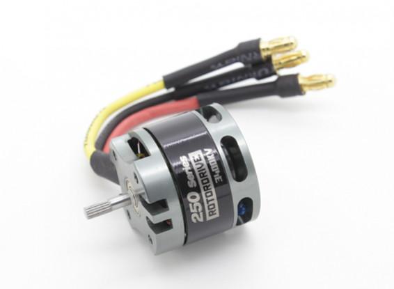 NTMロータードライブ250シリーズ3400KV / 180W