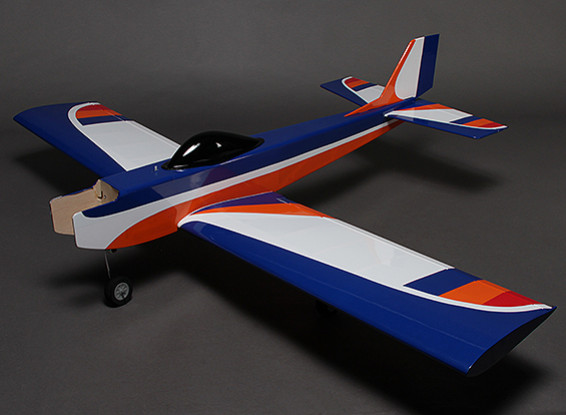 マエストロ0.46グロー伝統的な低翼スポーツモデル、バルサEP / IC 1440ミリメートル(ARF)