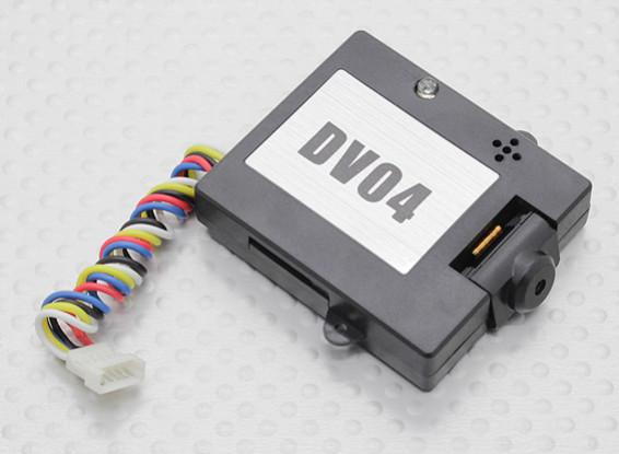 カメラ(DV04) - のWalkera V450D01 FPVフライバーレスヘリコプター