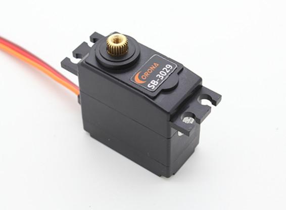 コロナSB-3029 S.BUSデジタルMGサーボ4.5キロ/ 0.12sec / 32グラム