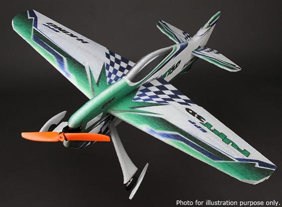 HobbyKing®™フューリー3DエアロバティックEPP飛行機800ミリメートル(ARF)