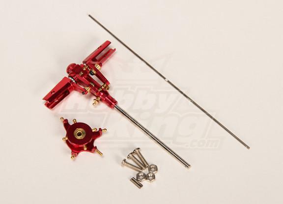 Walkeraの4G3 CNCメタルローターwのアップグレード/バランスバー(Walkeraのパート#RCX04-001)