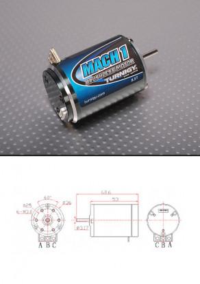 Turnigy MACH2 8.5TブラシレスR / Cカーモータータイミング4150Kvを調整/ワット