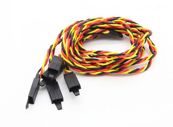 フック22AWG(クリニーク/袋)とツイスト45センチメートルサーボリード拡張について(JR)