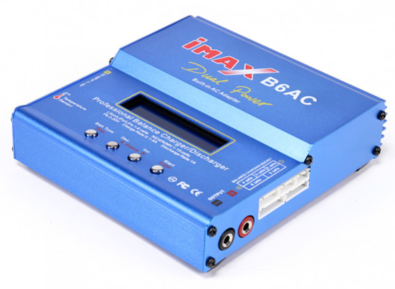 IMAX B6AC-DC充電器5A 50W米国プラグ付き(コピー)
