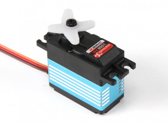 JR NX8921広い電圧プログラマブルウルトラハイトルクメタルギア付きサーボ36.5キロ/ 0.13sec / 72グラム