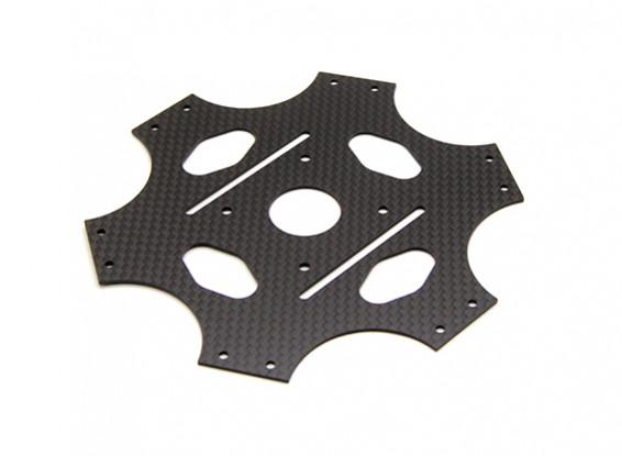 Spedix S250Hシリーズフレーム - 交換アッパーフレーム板(1個)