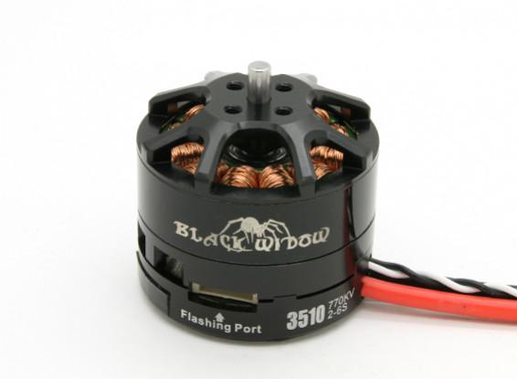内蔵ESC CW / CCWとブラックウィドウ3510-770Kv