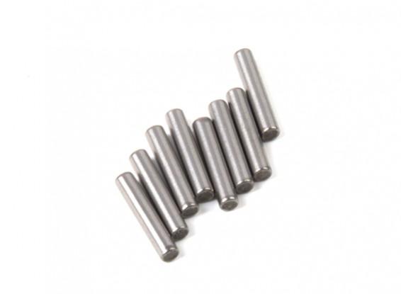 BSR Beserker 1/8トラギー -  2.6x13.7mmピン(8本)952614