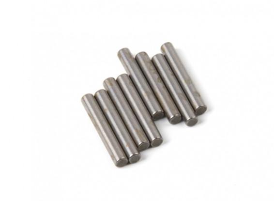 BSR Beserker 1/8トラギー -  2.6x16.9mmピン(8本)952617