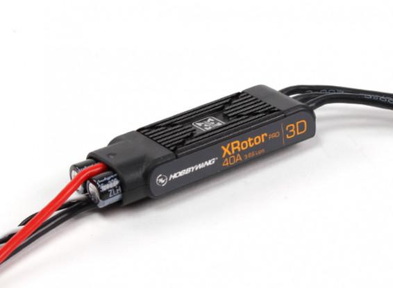 Hobbywing XRotorプロ40A 3DムーティローターESC OPTO
