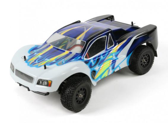 TR04SC 4x4のショートコース -  RTR