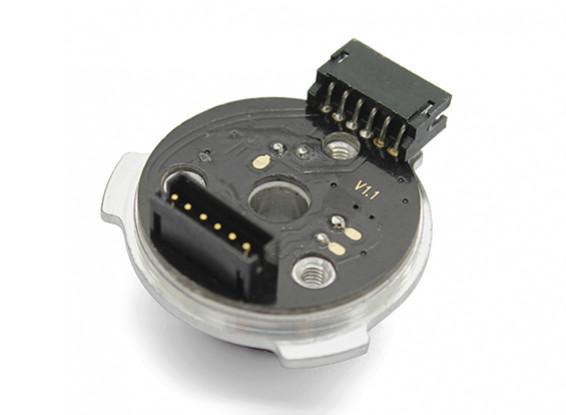 ベアリングセットとTrackStar V2モーターの交換センサ(9.5T-21.5T)