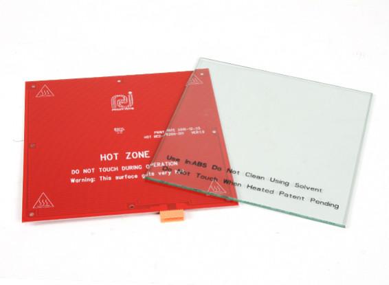 印刷-Rite社DIY 3Dプリンタ - ヒート表(200×200ミリメートル)