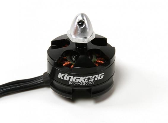 KINGKONG 2204-2300KVマルチコプターモーターCCW
