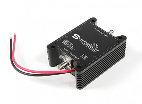 シェラーロングレンジシステム8W信号ブースター