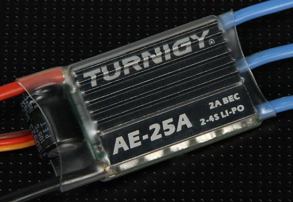Turnigy AE-25AブラシレスESC