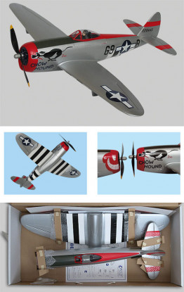 P-47DサンダーボルトARF
