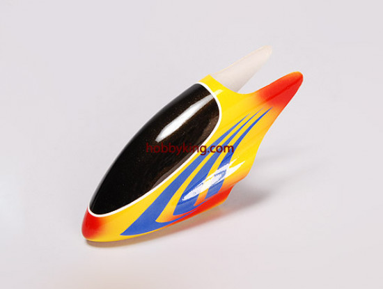 トレックス-450用のグラスファイバーキャノピー