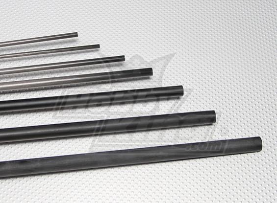 カーボンファイバーチューブ(中空)3x2x750mm