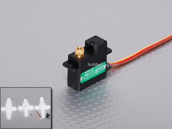 MKS DS460デジタルサーボ2.72キロ/ .10sec / 10.9グラム