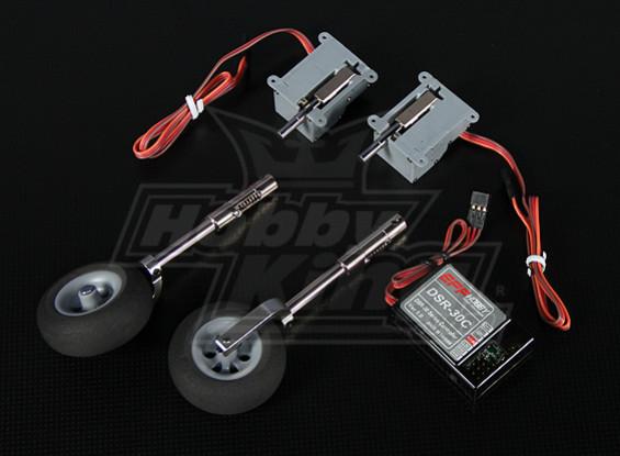 DSR-30BS電気リトラクトセット -  1.8キロまでのモデル