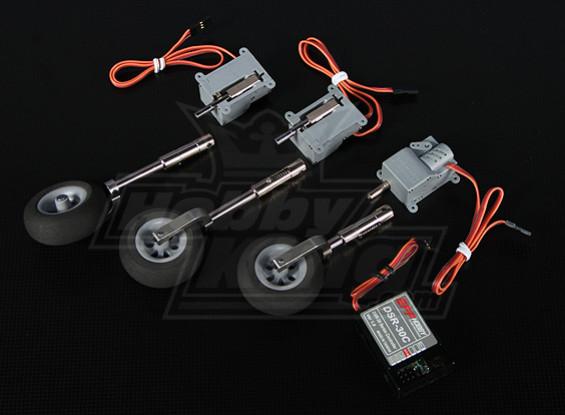 DSR-30TS電気リトラクトセット -  1.8キロまでのモデル