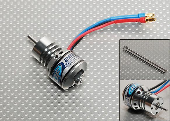 55/64ミリメートルのためのTurnigy 2810 EDFアウトランナーの3500kv