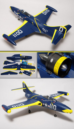 F9FパンサーEDFジェットEPO